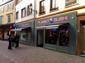 planet sushi what planet are they on englishman in strasbourg. Black Bedroom Furniture Sets. Home Design Ideas