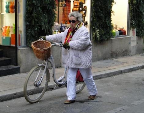 Vélo fatigué !