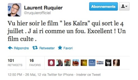 Laurent-Ruquier-tweet