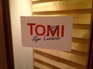 TOMI LIVE CUISINE
