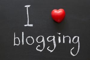 love blogging
