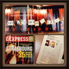 Défi L'Express Grandes écoles Strasbourg ECS Mars 2013